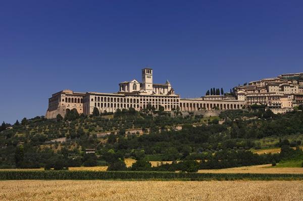 Assisi - panoramica