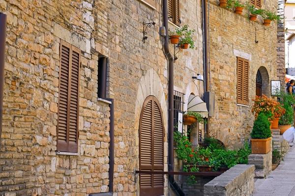 Assisi - centro