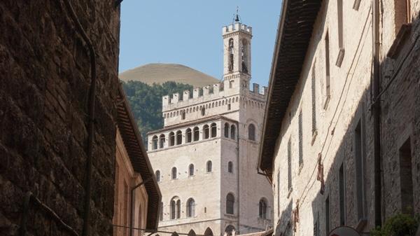visita della città di Gubbio